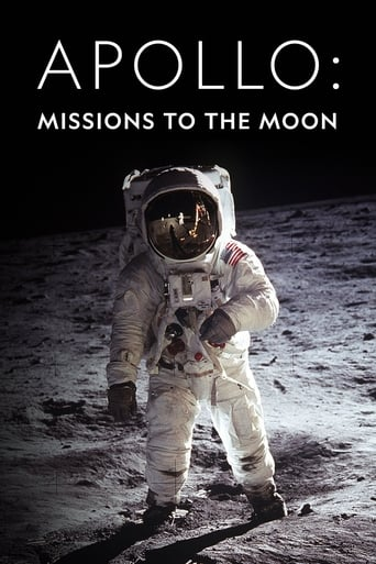 Watch Apollo: Missions to the Moon Online Free in HD
