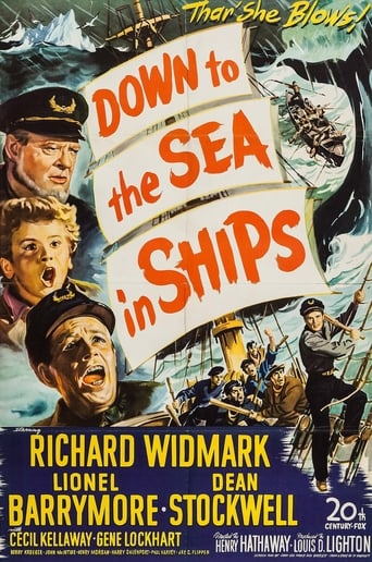 Poster of Down to the Sea in Ships