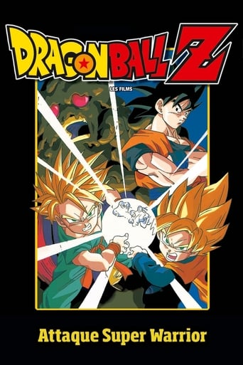 Dragon Ball Z - Attaque Super Warrior !