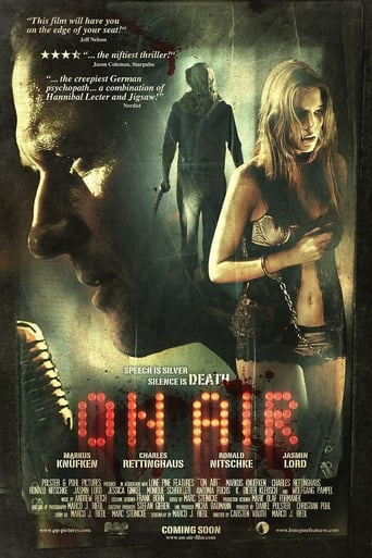 On Air Movie Poster