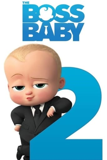 Poster of The Boss Baby 2
