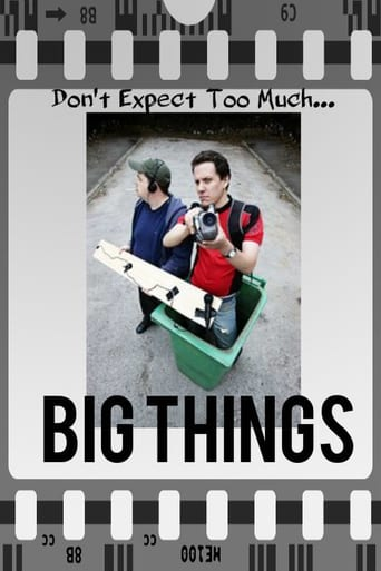 Poster of Big Things
