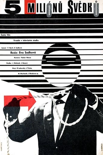 Poster of 5 milionů svědků