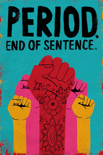 Period. End of Sentence. Poster