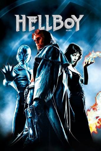 Poster Hellboy