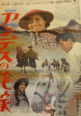 Bride of the Andes Movie Poster