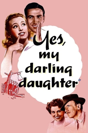Poster of Yes, My Darling Daughter