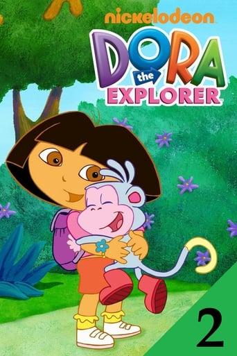 Dora, a Aventureira 2ª Temporada - Poster