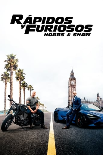 Poster of Fast & Furious: Hobbs & Shaw