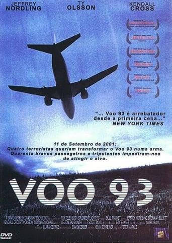 Voo 93 - Poster