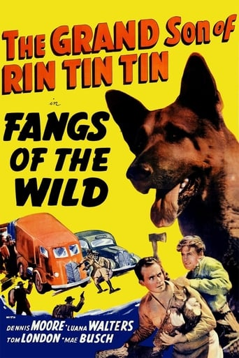 Poster of Fangs of the Wild