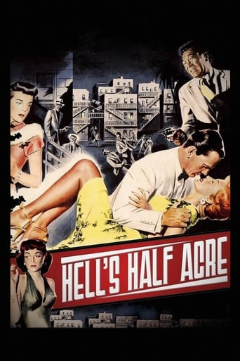 Poster of Hell's Half Acre