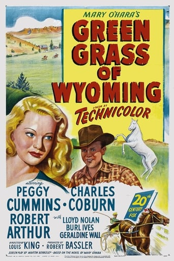 Poster of Green Grass of Wyoming