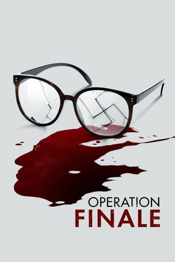 Poster of Operation Finale