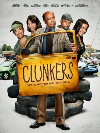 Poster of Clunkers