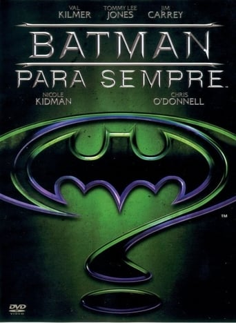 Batman Eternamente - Poster