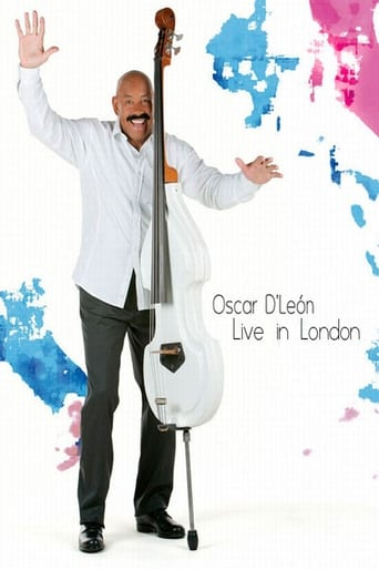 Oscar D' Leon - Live From London Movie Poster