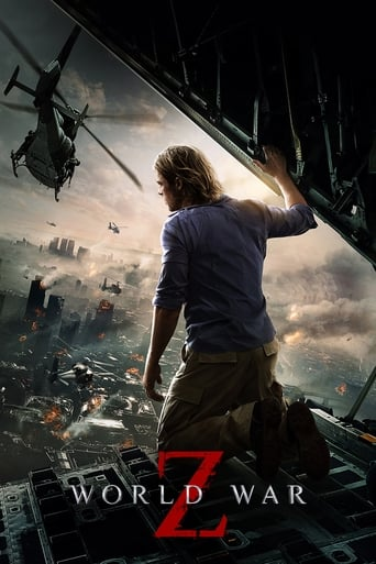 portada Guerra mundial Z