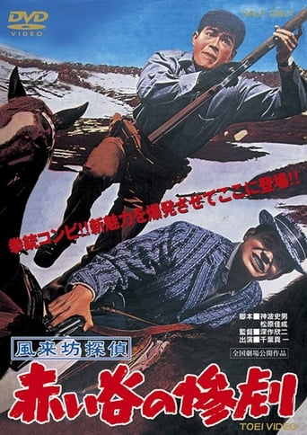 Poster of Drifting Detective: Tragedy in the Red Valley