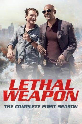 Mirtinas ginklas / Lethal Weapon (2016) 1 Sezonas
