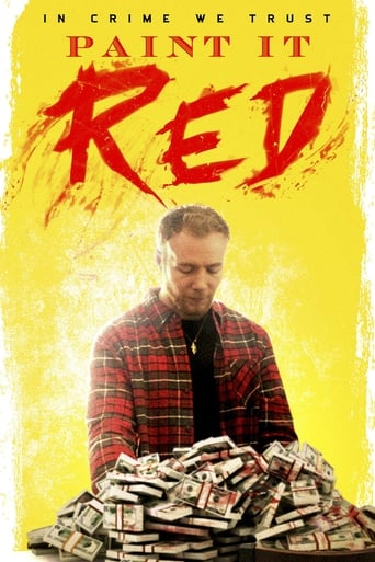 Poster of Paint It Red