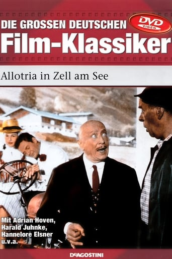 Poster of Allotria in Zell am See