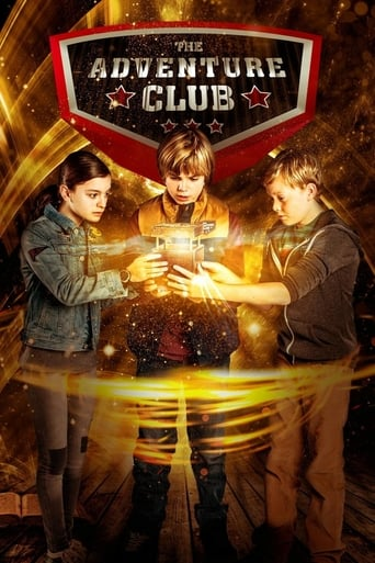 Poster of The Adventure Club