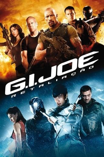 G.I. Joe: Retaliação - Poster