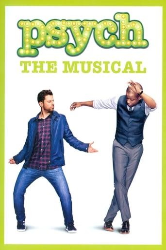 Poster of Psych: The Musical