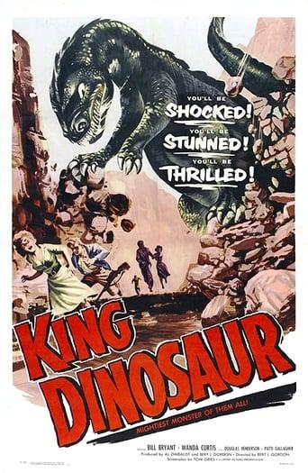 Poster of King Dinosaur