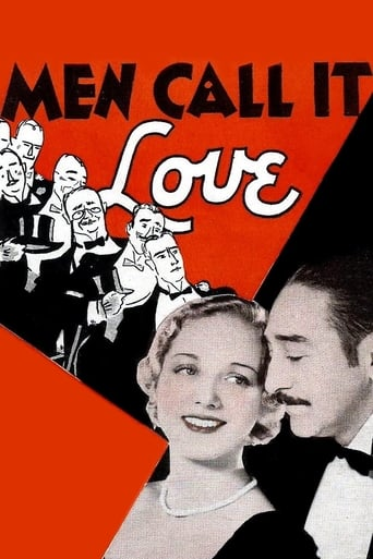 Men Call It Love Movie Poster