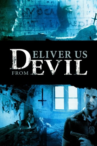 Poster of Deliver Us from Evil