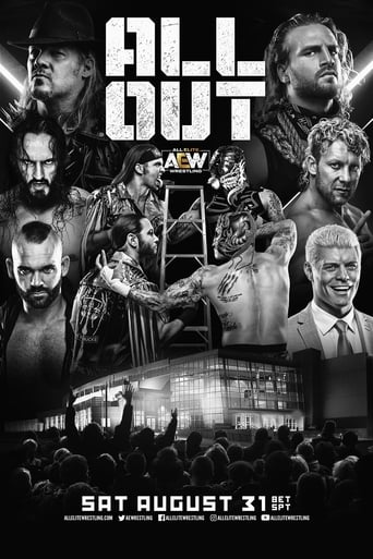 Poster of AEW All Out