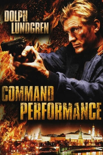 Poster of Command Performance