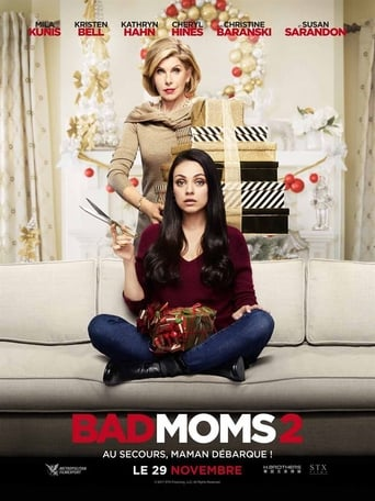 Poster of Bad Moms 2