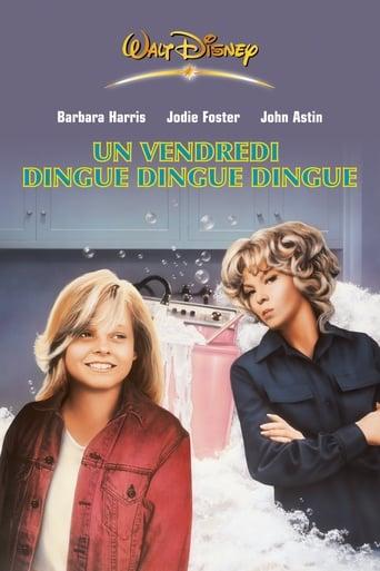 Poster of Un vendredi dingue, dingue, dingue