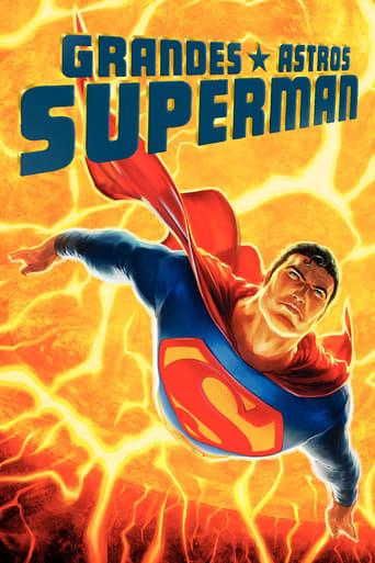 Grandes Astros: Superman - Poster