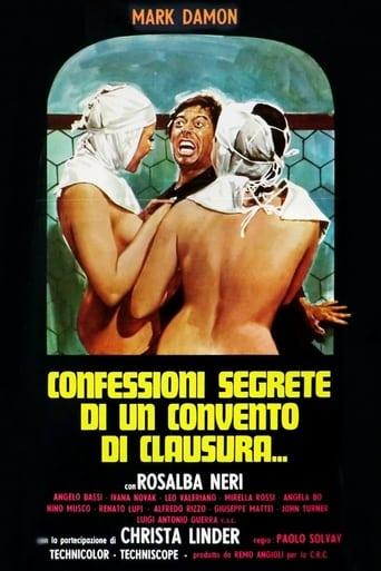 Poster of Confessioni segrete d'un convento di clausura