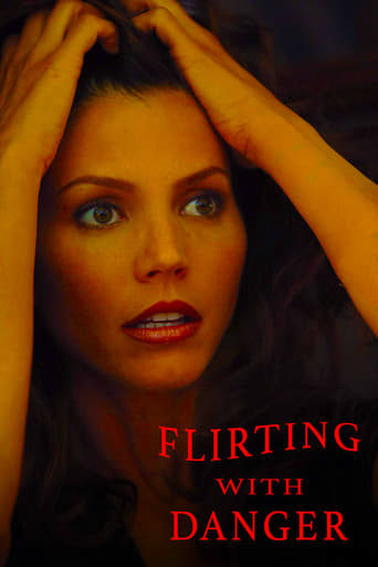 Poster of Flirting with Danger