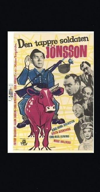 Poster of Den tappre soldaten Jönsson