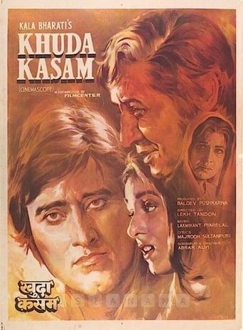 Poster of Khuda Kasam