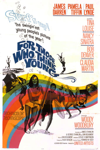 Poster of For Those Who Think Young