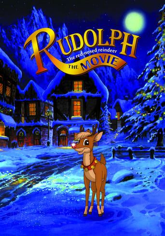 Poster of Rudolph the Red-Nosed Reindeer: The Movie