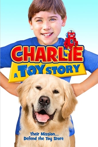 Poster of Charlie: A Toy Story