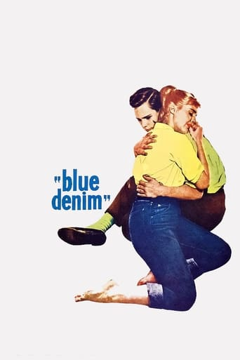 Poster of Blue Denim