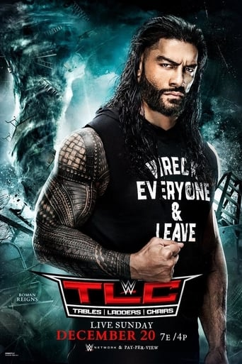 Poster of WWE TLC: Tables, Ladders & Chairs 2020