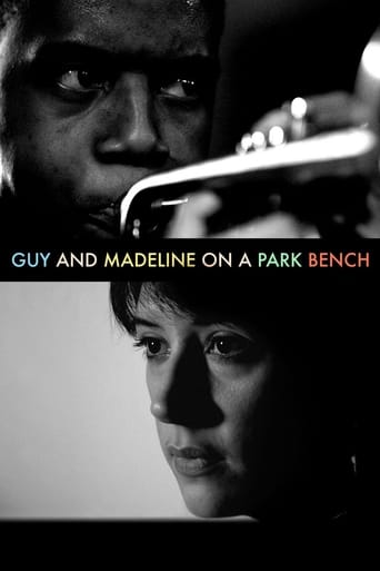 Poster of Guy and Madeline on a Park Bench