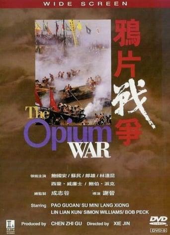 Poster of The Opium War