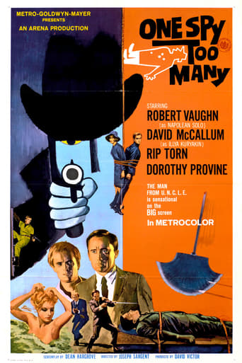 Poster of One Spy Too Many