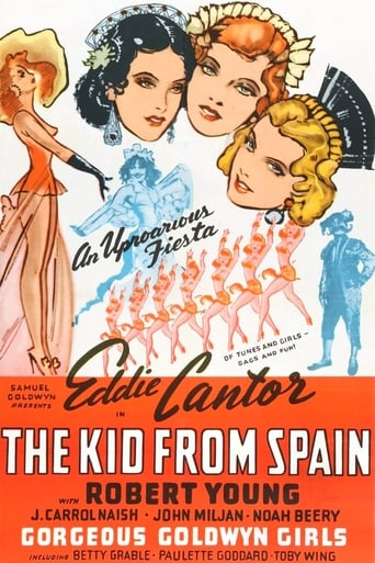 Poster of The Kid from Spain